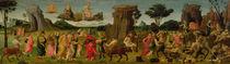 The Marriage of Thetis and Peleus  von Bartolomeo di Giovanni