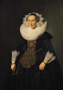 Elisabeth van der Aa by Thomas de Keyser