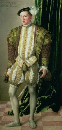 Archduke Ferdinand of Tirol  von Jakob Seisenegger