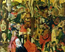 The Crucifixion von Master of Hamburg