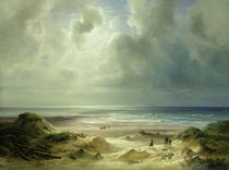 Dune by Hegoland by Carl Morgenstern