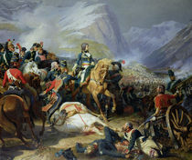 The Battle of Rivoli von Felix Philippoteaux