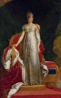 Portrait of Empress Marie Louise  von Paulin Jean Baptiste Guerin