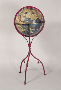 Terrestrial Globe by Martin Behaim