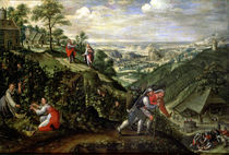 Parable of the Labourers in the Vineyard by Marten van Valckenborch
