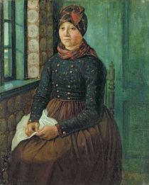 Girl from Fano von Erwin Speckter