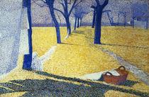Washing in the Sun by Giuseppe Pellizza da Volpedo
