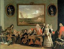 Rehearsal of an Opera von Marco Ricci