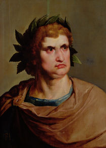 Roman Emperor by Pieter Fransz. de Grebber