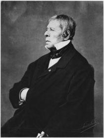 Jean Auguste Dominique Ingres  by Pierre Petit