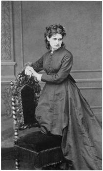 Berthe Morisot by Pierre Petit