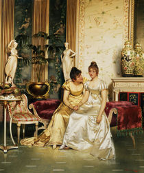 A Shared Confidence  by Joseph Frederick Charles Soulacroix