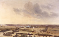The Battle of Montmirail on the 11th February 1814  by Jean Antoine Simeon Fort