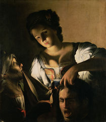 Judith with the head of Holofernes von Carlo Saraceni
