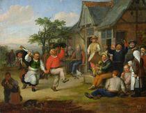 The Peasants' Dance by Matthias Scheits