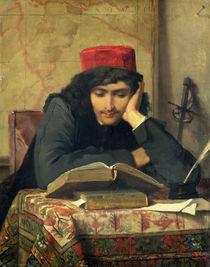 The Reader von Ferdinand Heilbuth