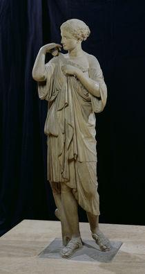 Diana of Gabii  by Praxiteles