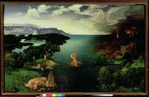 Charon Crossing the River Styx by Joachim Patenier or Patinir