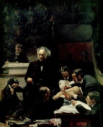 The Gross Clinic von Thomas Cowperthwait Eakins