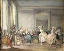 The Dance Lesson  von Niclas II Lafrensen