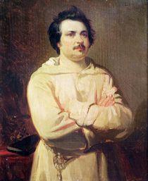 Honore de Balzac  von Louis Boulanger
