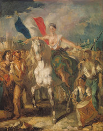 Study for 'Liberty' von Louis Boulanger