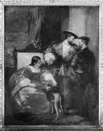 Francois I  by Richard Parkes Bonington