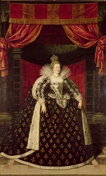 Marie de Medici  by Frans II Pourbus