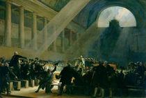 Mirabeau Answering Dreux-Breze by Alexandre Evariste Fragonard