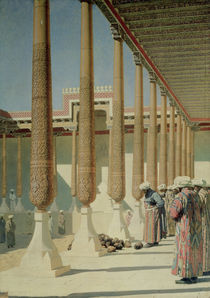 Display of Trophies von Vasili Vasilievich Vereshchagin