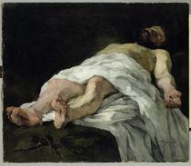 Christ taken down from the Cross von Heinrich Wilhelm Truebner
