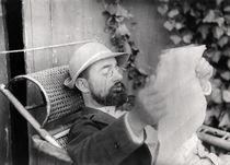Portrait of Henri de Toulouse-Lautrec  von Alfred Natanson