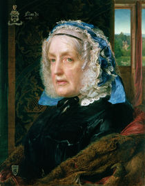 Mrs. Rose  by Anthony Frederick Augustus Sandys