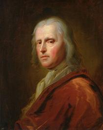 Portrait of a Man  by Balthasar Denner