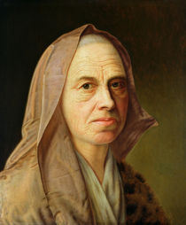 Old Woman  by Balthasar Denner