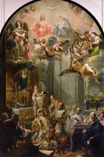 Mass for the Order of Trinitarians by Don Juan Carreno de Miranda