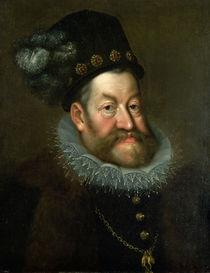 Rudolf II  by Johann or Hans von Aachen