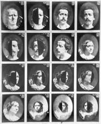 Physiognomical studies von Guillaune Benjamin Duchenne de Boulogne