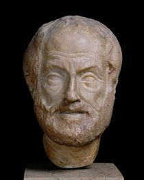 Aristotle  by Lysippos