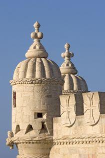 The Torre de Belem von Francisco de Arruda