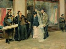 The Choice of Wedding Presents by Vladimir Egorovic Makovsky