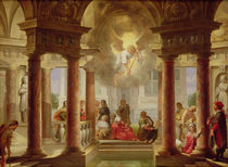 The Pool of Bethesda von Dirck van Delen