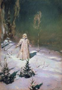Snow Maiden von Victor Mikhailovich Vasnetsov