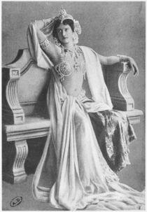Mata Hari by Reutlinger Studio