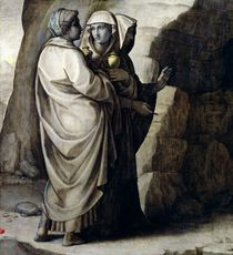 The Holy Women at the Tomb  by Ridolfo Ghirlandaio