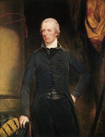 William Pitt the Younger  von John Hoppner