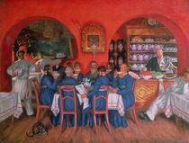 Moscow Cafe von Boris Mihajlovic Kustodiev