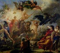 Allegory of the Battle of Austerlitz by Antoine Francois Callet