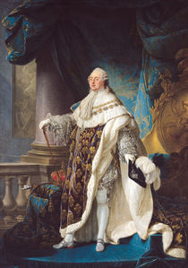 Louis XVI  von Antoine Francois Callet