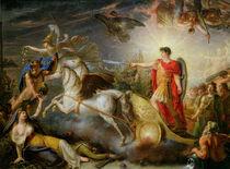 Allegory of the Surrender of Ulm von Antoine Francois Callet